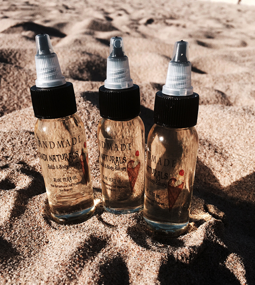 Body Oils 2 oz.