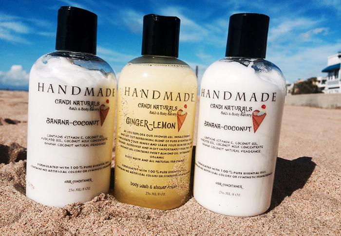 Shower Gel, Shampoo-Conditioner Gift Set