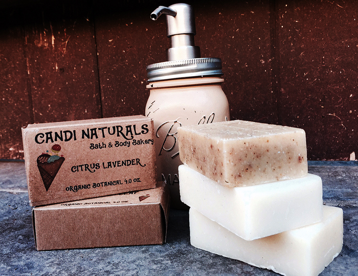 Botanical Soap Set