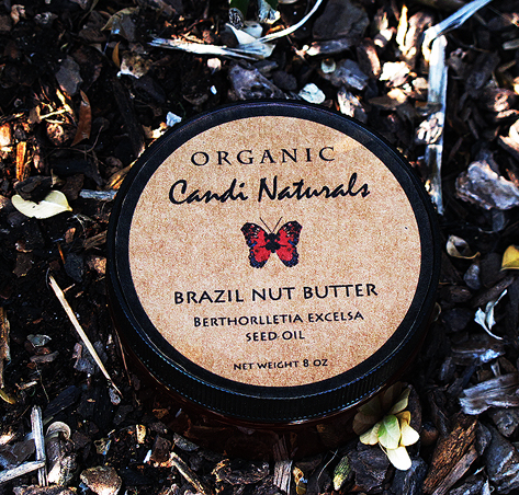 Brazil Nut Butter - 8oz.