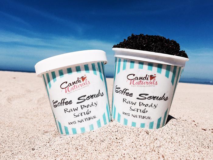 Coffee Scrubs (Ice Cream Cup) Pint