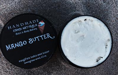 Mango Butter 8 oz.