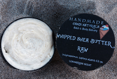 Whipped Raw Shea Butter 8 oz.